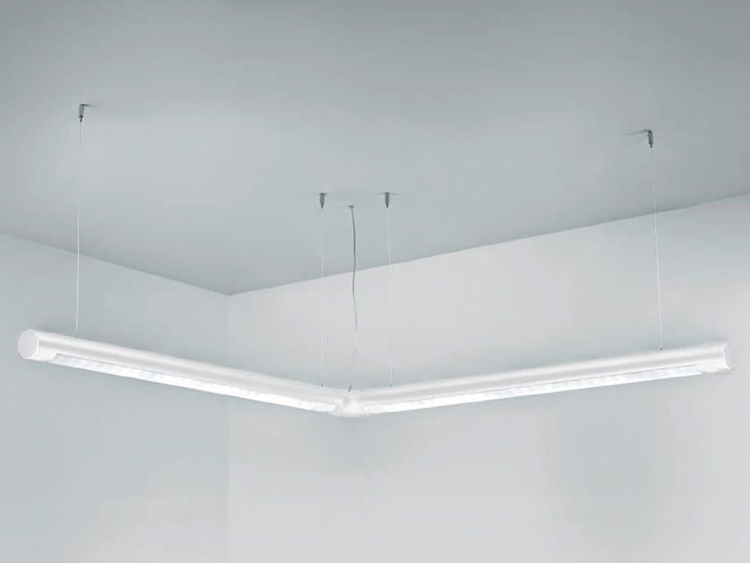 Lampada A Sospensione Estruso Rossini Illuminazione Birr Led In Alluminio K1JclF