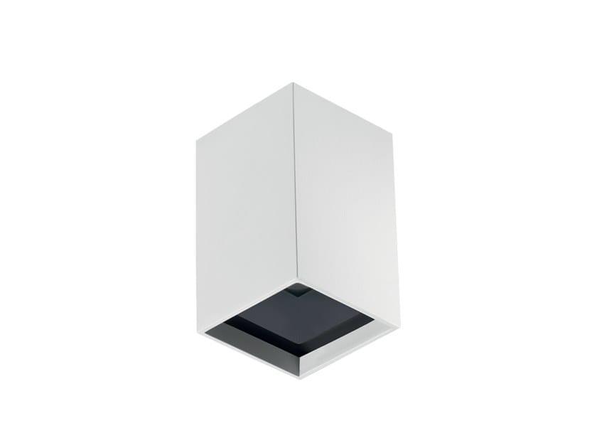 Lampada da soffitto a LED in alluminio Bitpop C 1.0 by L&L Luce&Light