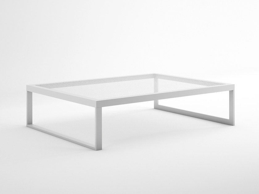 BLAU | Tavolino rettangolare