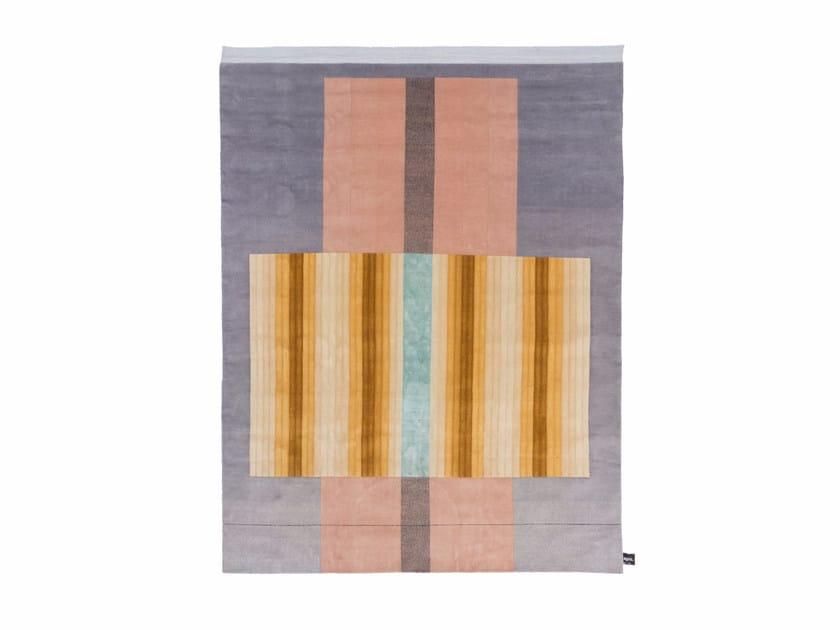 Handmade custom rug BLISS by cc-tapis