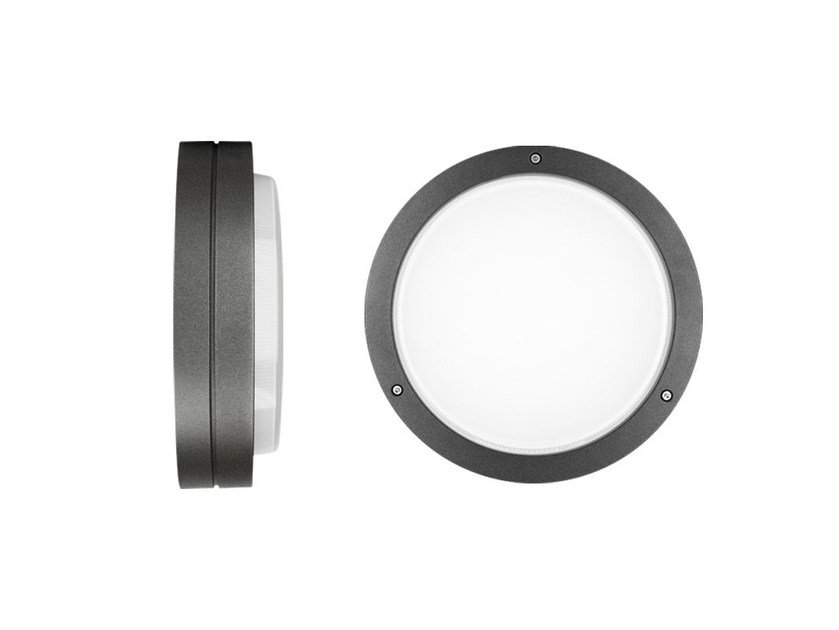 Wall lamp / ceiling lamp BLIZ ROUND 30 by PerformanceInLighting