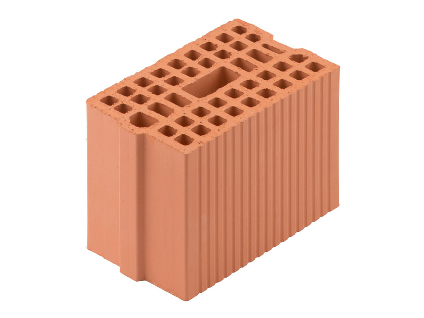 External masonry clay block Blocks BIO PLAN 20-29/19,9 by Wienerberger