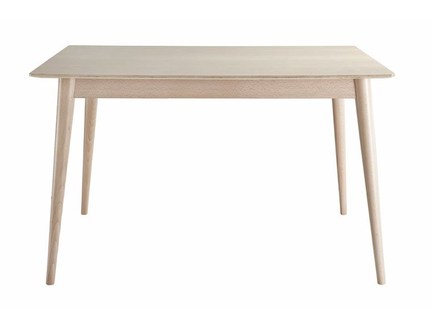 Rectangular dining table BLOG | Table by Sedex