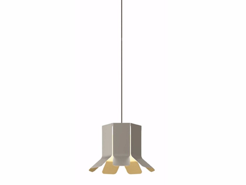 Metal pendant lamp BLOOM | Pendant lamp by Marchetti