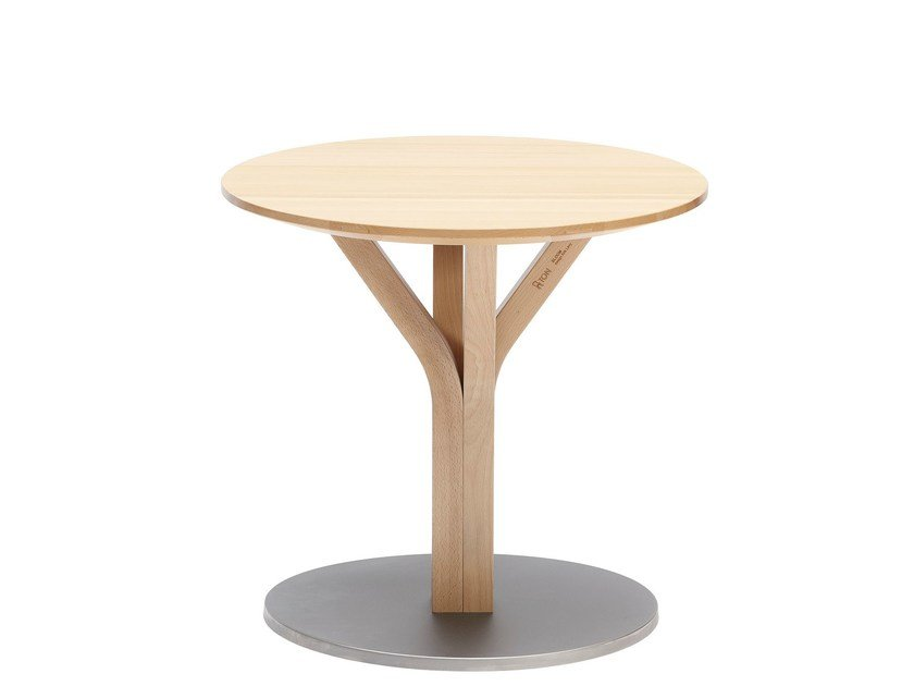 Round coffee table BLOOM | Round coffee table by TON