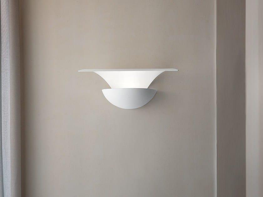 LED indirect light aluminium wall lamp BLOSSOMY | Wall lamp by Masiero