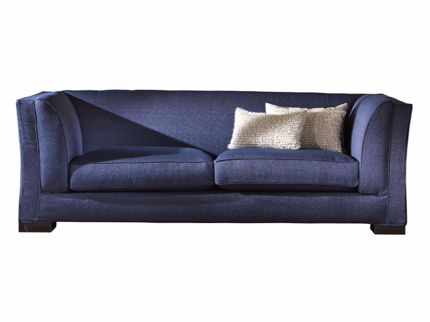Upholstered fabric sofa BLU by SOFTHOUSE