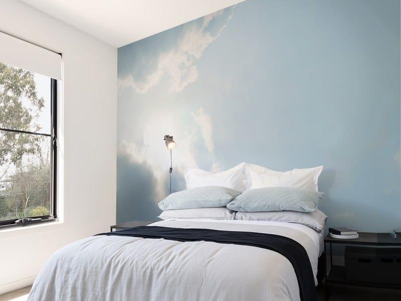 Panoramic JET TEX wallpaper BLUE SKY by ACTE-DECO