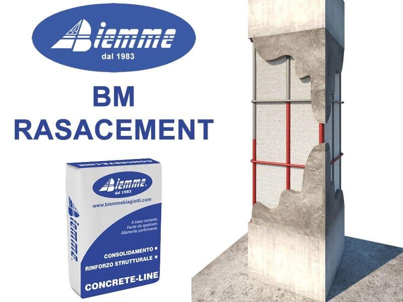 Rasante per intonaco BM RASACEMENT by Biemme