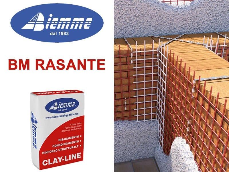 Smoothing compound BM RASANTE by Biemme