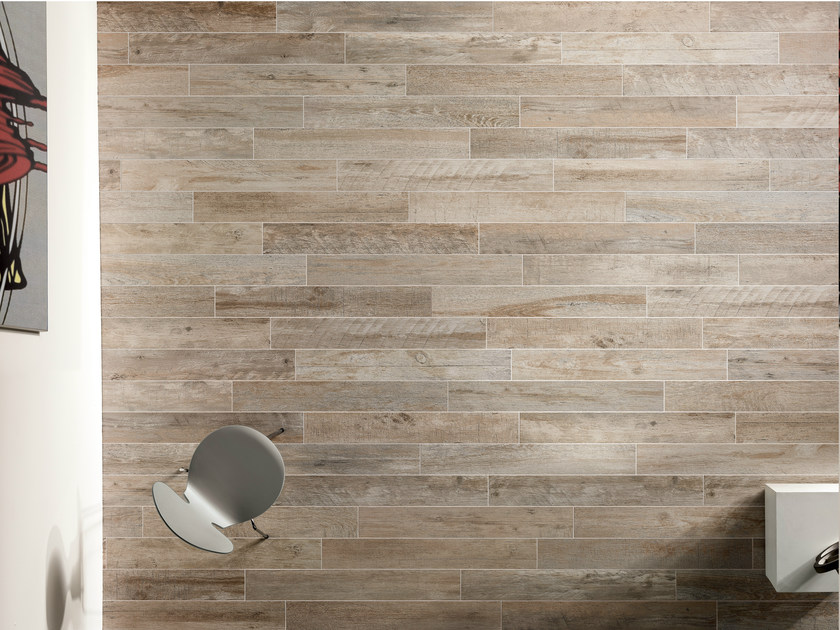 Porcelain stoneware wall/floor tiles with wood effect BOARDS DOVE by ASTOR CERAMICHE