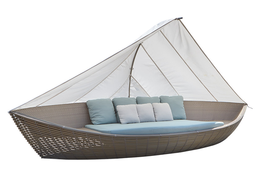 Daybed BOAT 23290 by SKYLINE design
