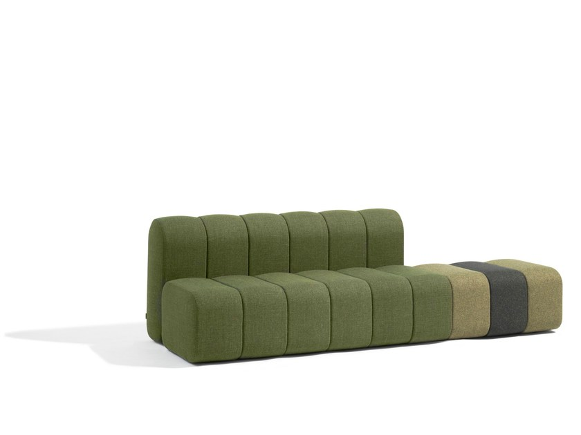 Sectional Fabric Sofa Bob By Blå Station