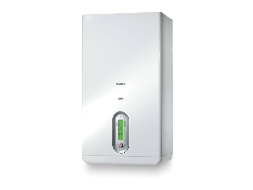Wall-mounted condensation boiler FAMILY CONDENS by RIELLO