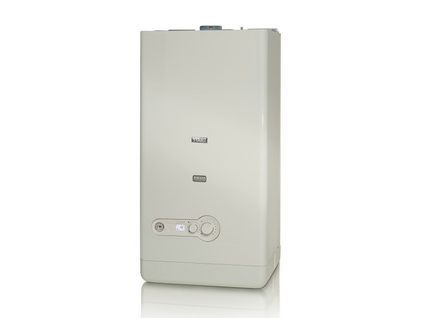 Wall-mounted condensation boiler START CONDENS by RIELLO