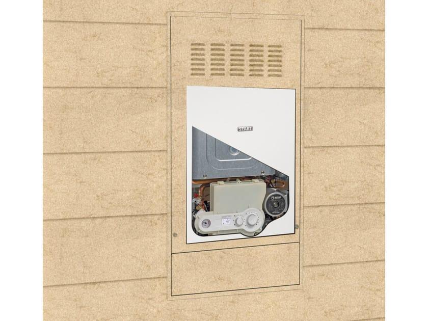 Built-in condensation boiler START IN CONDENS by RIELLO