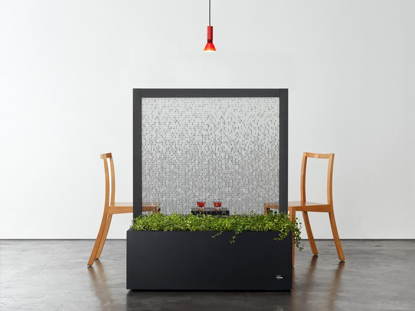 Room divider / planter BOIRA PLANTER by Kriskadecor