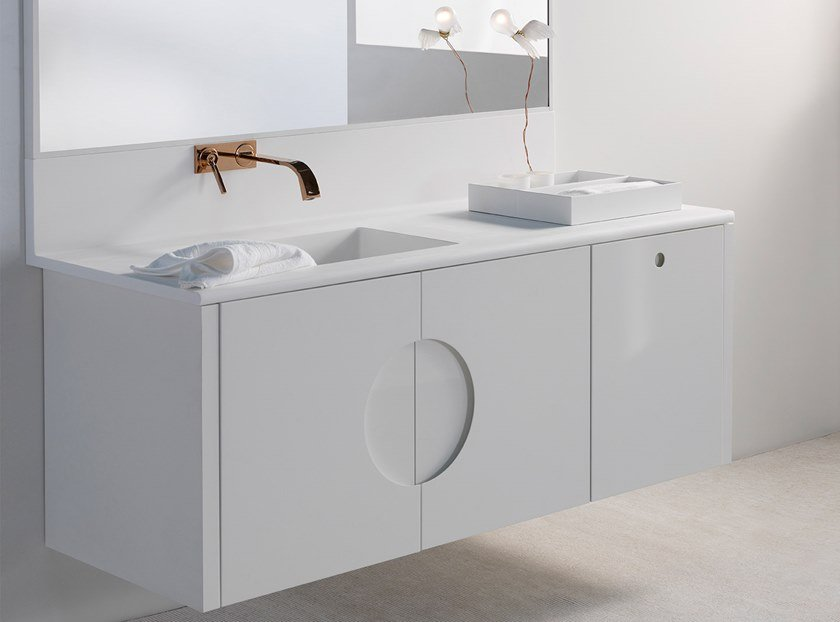 Vanity unit BOLA by Ornare