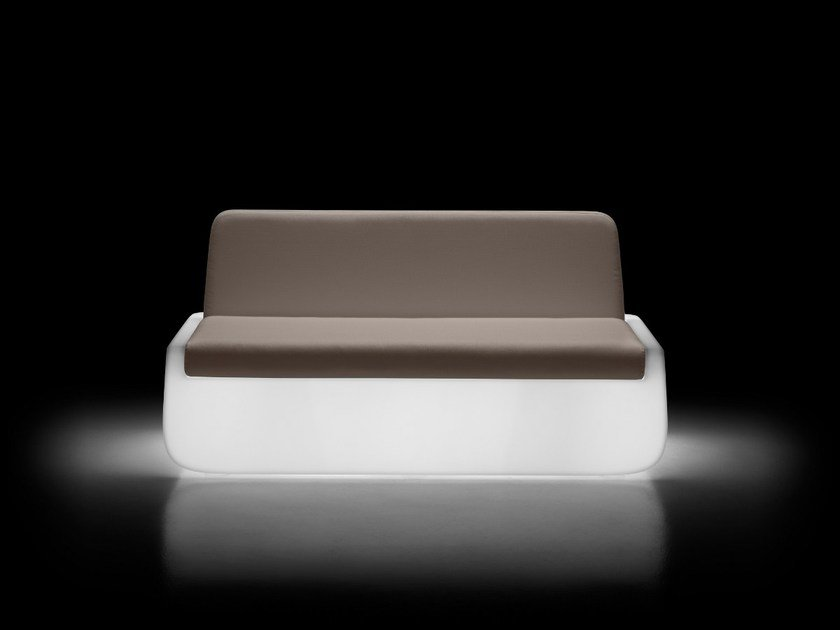 Sofa with light BOLD | Sofa with light by Plust