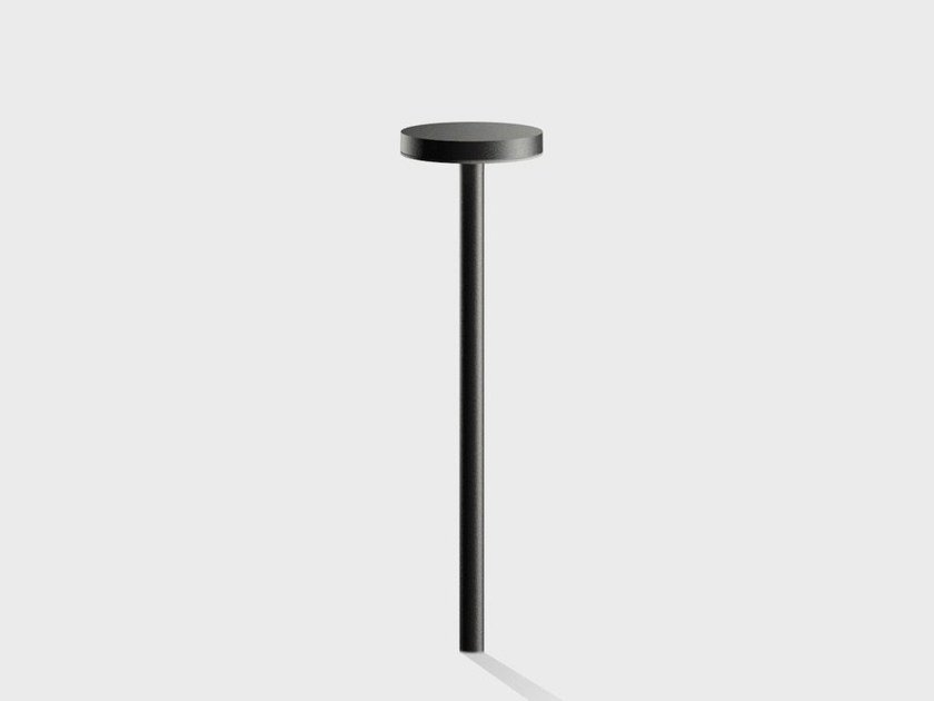 LED bollard light EKLEIPSIS BOLLARD by Cariboni group