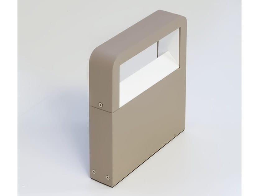 LED aluminium bollard light METOO | Bollard light by DIOMEDE