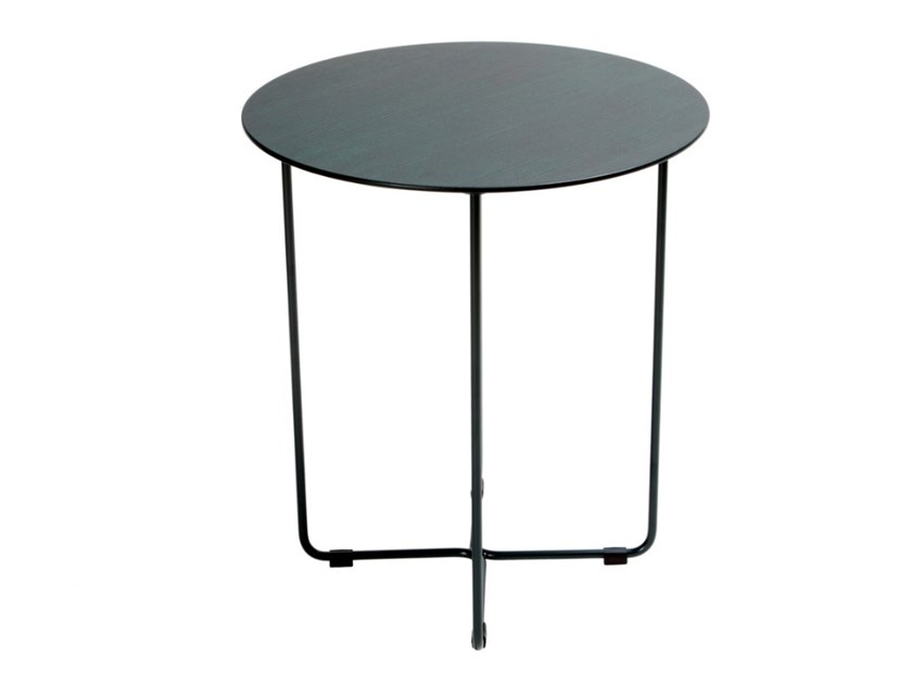Round MDF high side table BONDO | High side table by Inno