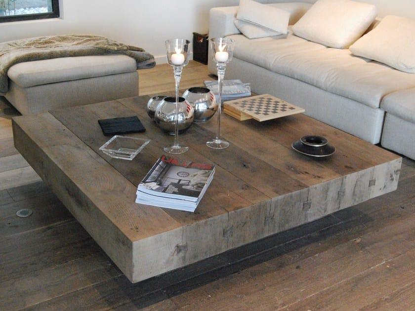Square Coffee Table Oak | Best Home Design 2018