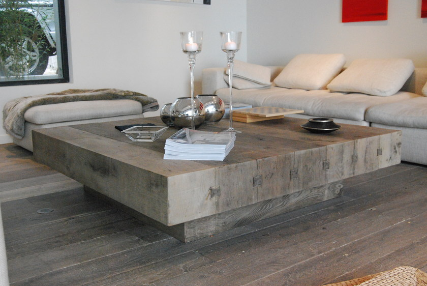 Bonheur square coffee table by cabuy d watchthetrailerfo