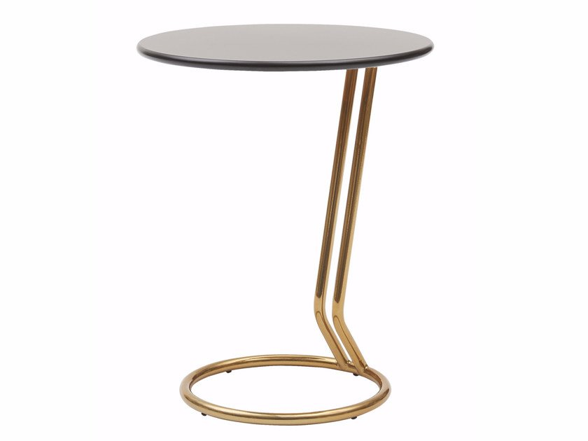 Round side table BOGGIE by SOFTLINE
