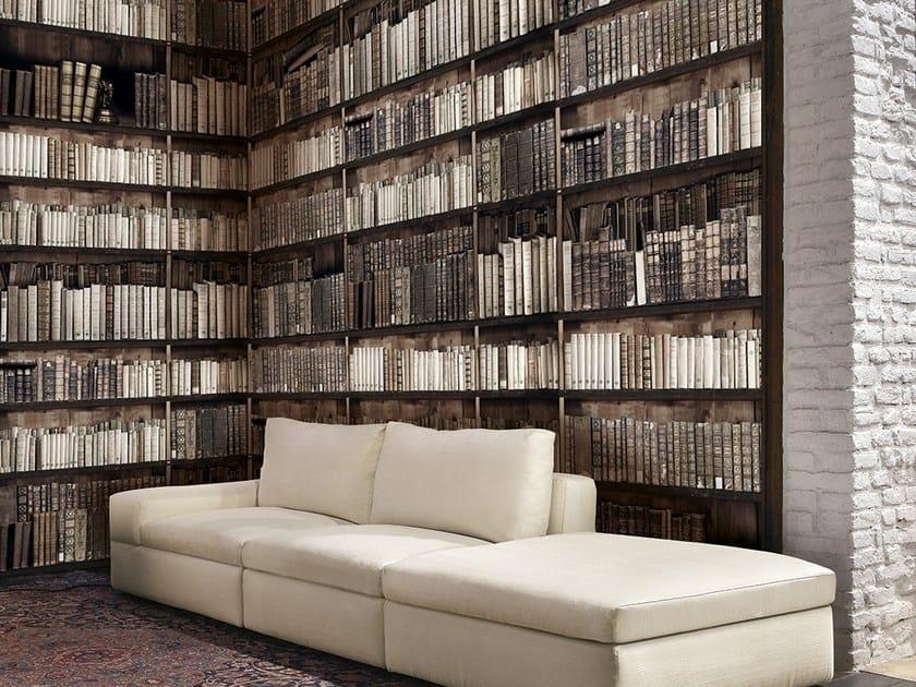 Wallpaper BOOKCASE by Adriani e Rossi edizioni