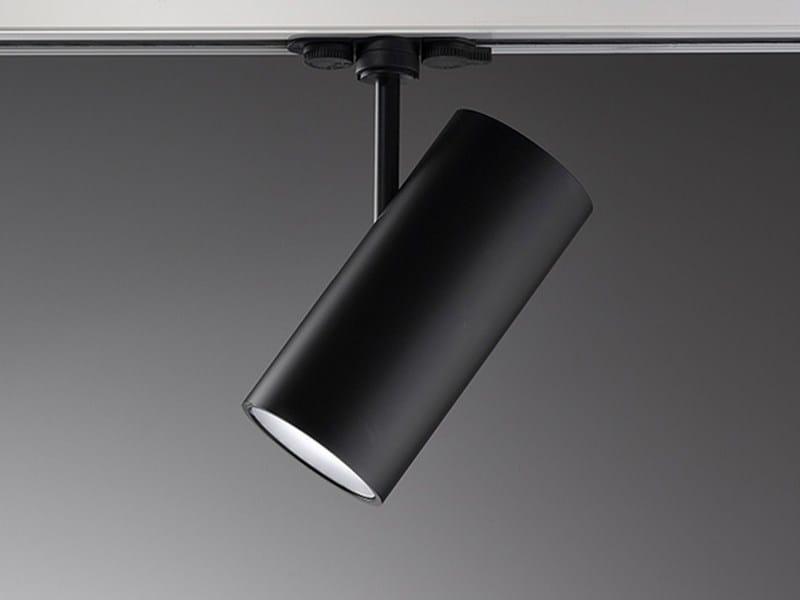 Illuminazione a binario a LED in alluminio BOOMER 14 by PURALUCE