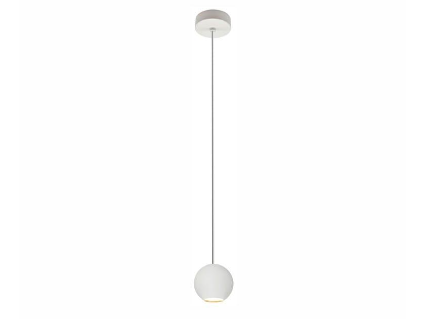 Lampada a sospensione a LED in alluminio BORA   Lampada a sospensione by BENEITO FAURE