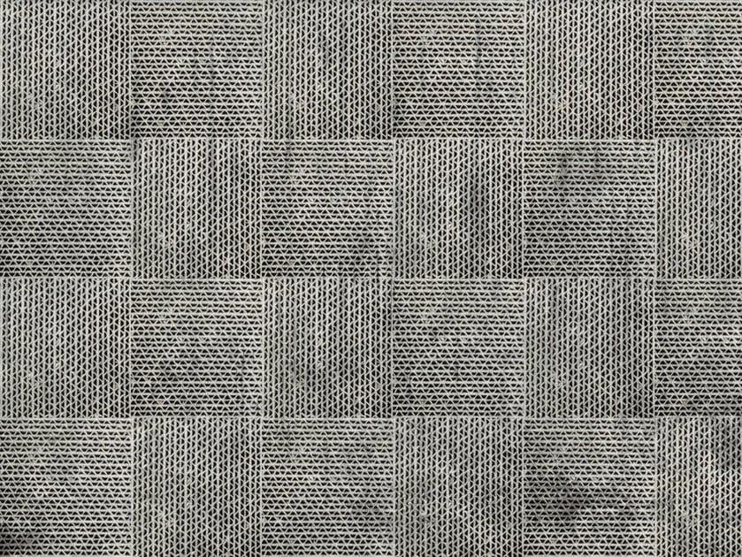 Wallpaper / floor wallpaper BORDER by Texturae