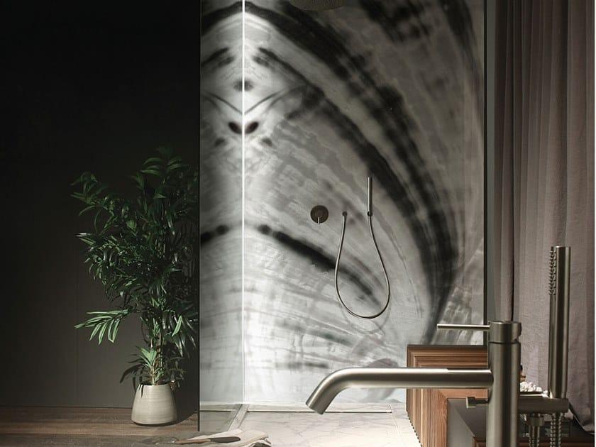 Pannello decorativo in resina BOREALIS by Tecnografica