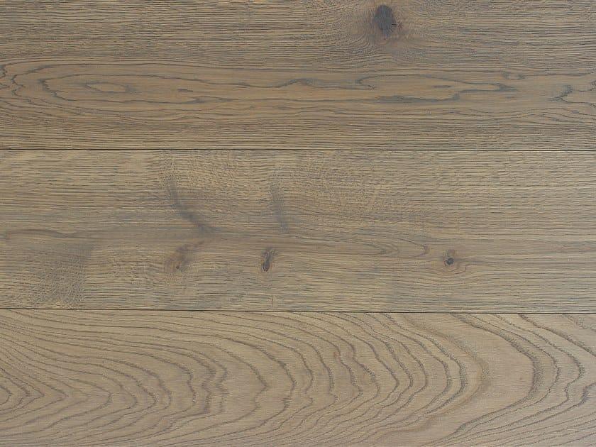 2 layers brushed oak parquet BORGO ANTICO by Lignum Venetia