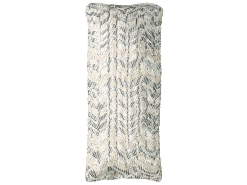 Motif rectangular polypropylene cushion BORNEO | Rectangular cushion by Toulemonde Bochart