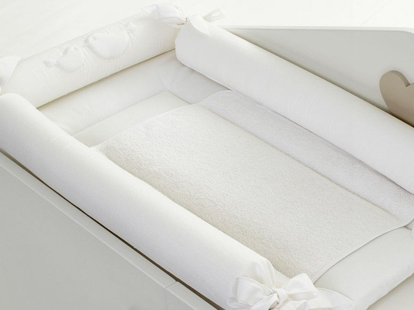Cotton changing table BOSCO LEBEBÉ | Changer mattress by Baby Expert