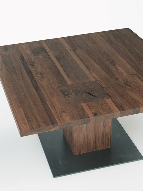 Boss executive small square coffee table boss executive square solid wood coffee table boss executive small square coffee table by riva 1920 geotapseo Images