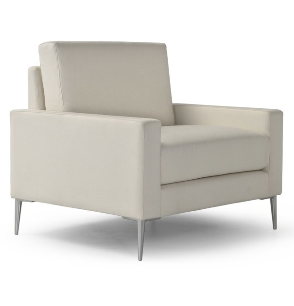 Upholstered armchair with armrests BOSTON SOFA | Armchair by Domingo Salotti