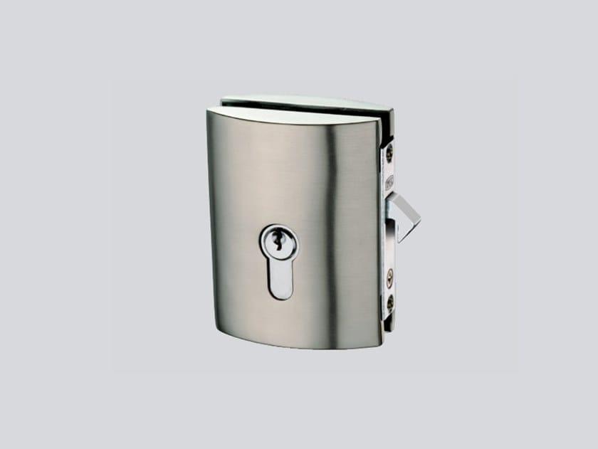 Serratura per porte scorrevoli BOTTE V-554 | V-557 by Metalglas Bonomi