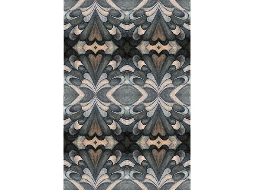 Broadloom printed carpet BOULEVARD by Miyabi casa