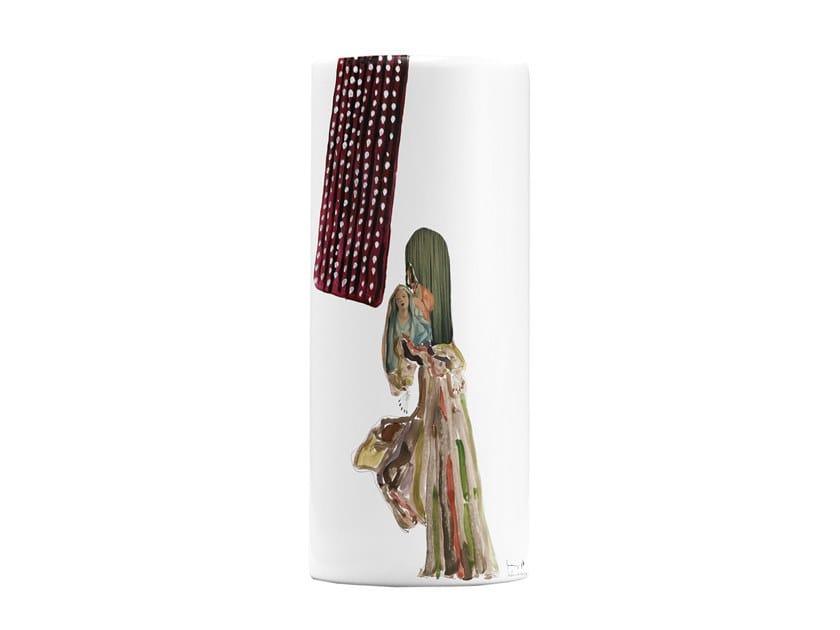 Ceramic vase BOVARY I by Kiasmo