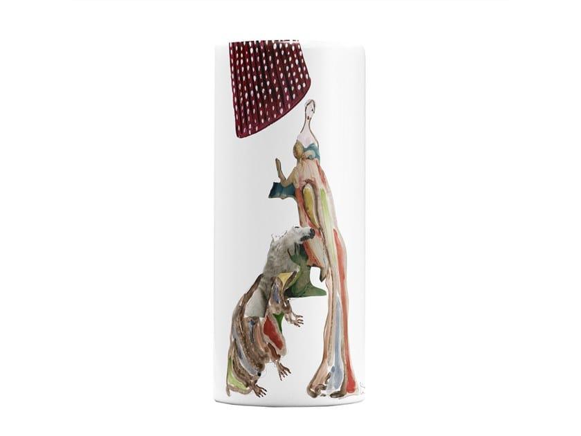 Ceramic vase BOVARY III by Kiasmo
