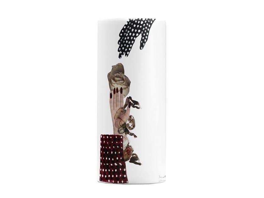 Ceramic vase BOVARY V by Kiasmo