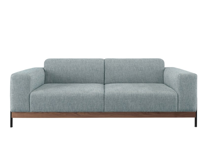 2 seater fabric leisure sofa BOWIE | 2 seater sofa by Wewood