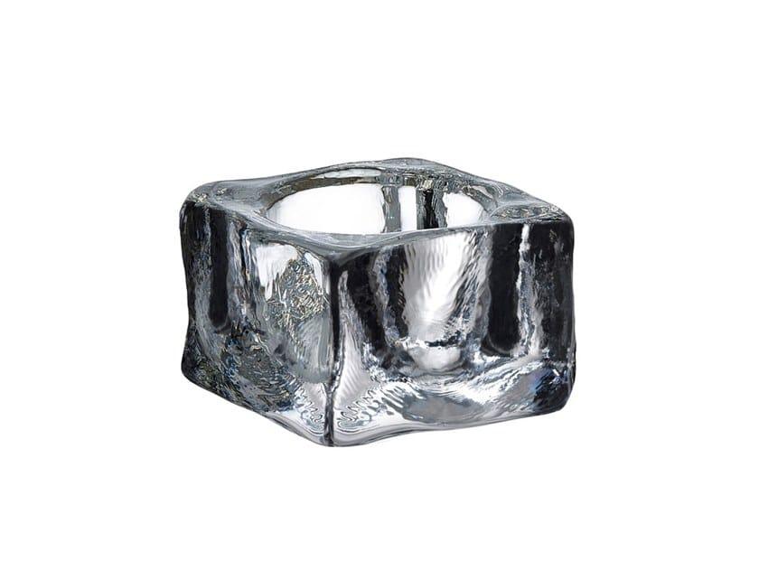 Coppa in cristallo ICE CUBE | Coppa by NUDE