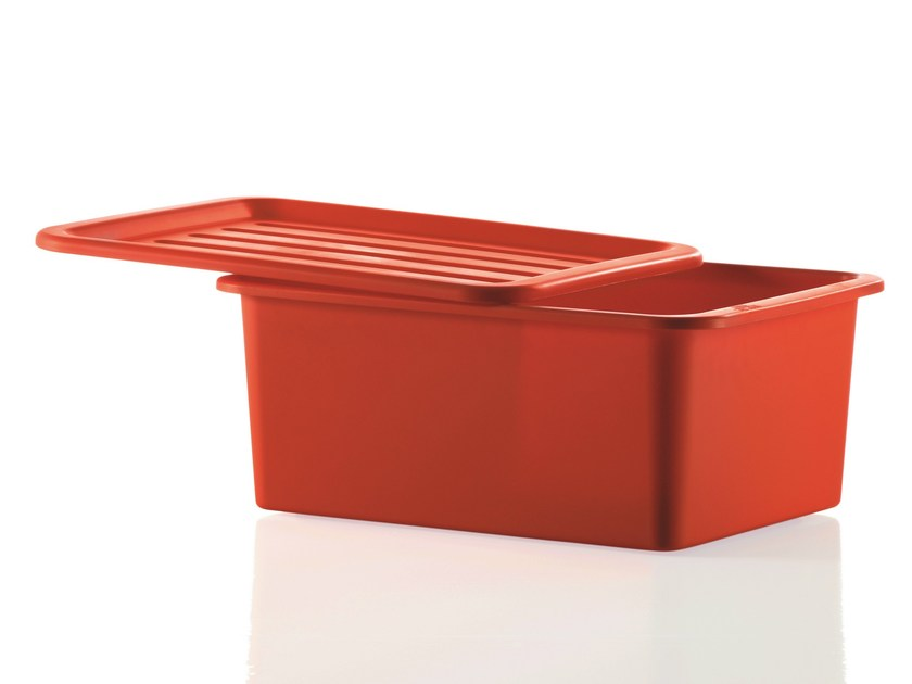 Polypropylene storage box BOX by Magis
