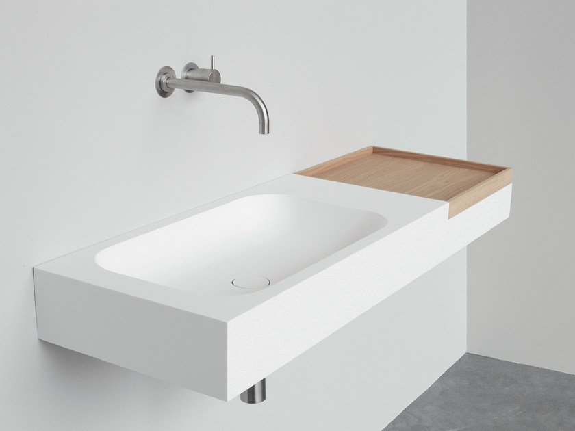 BOX | Wall-mounted washbasin Box Collection By Not Only White