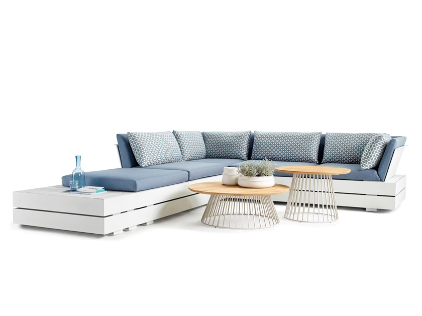 Boxx Lounge Sectional Garden Sofa Boxx Collection By Solpuri