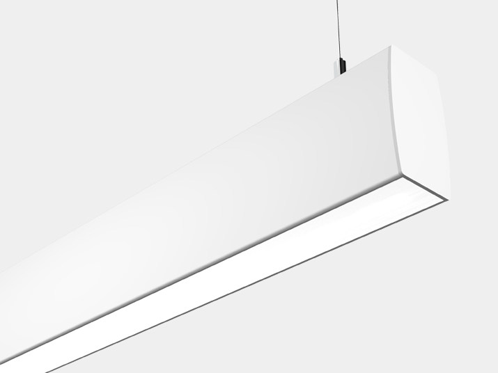 LED aluminium pendant lamp BRACKET by ES-SYSTEM